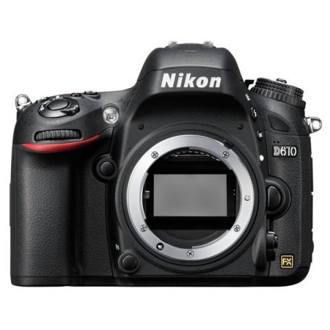 Фотография товара фотоаппарат зеркальный премиум Nikon D610 Body Black (10006861)