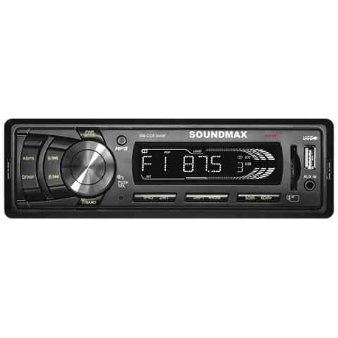 Купить uSB-Автомагнитола Soundmax SM-CCR3049F (10006944) в Москве, в Спб и в России