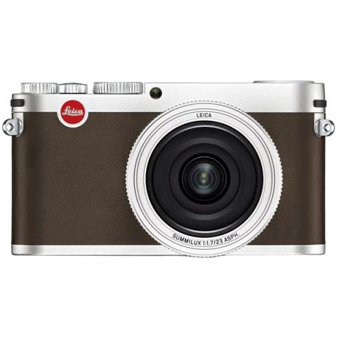 Фотография товара фотоаппарат компактный премиум Leica X Silver (10006965)