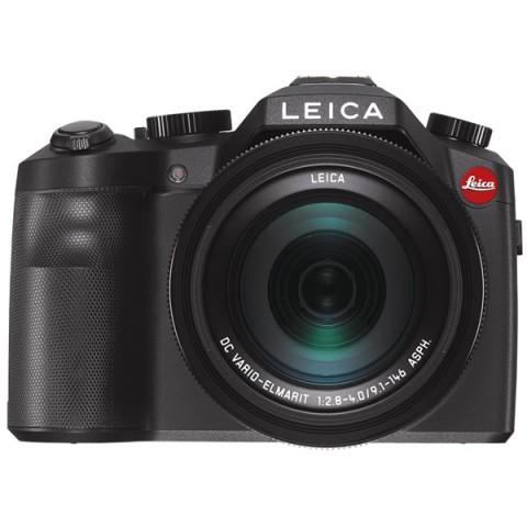 Купить фотоаппарат компактный премиум Leica V-Lux Black (10007038) в Москве, в Спб и в России