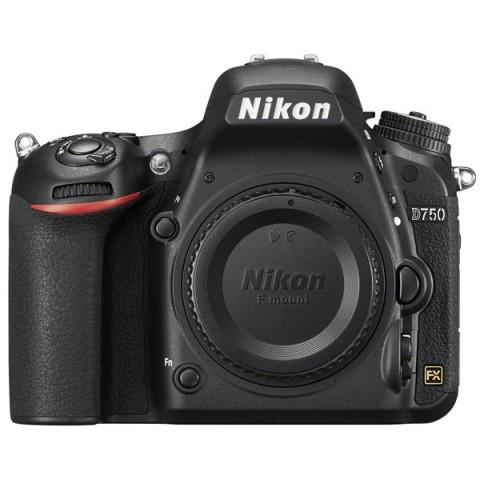 Фотография товара фотоаппарат зеркальный премиум Nikon D750 Body Black (10007050)