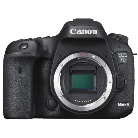 Фотография товара фотоаппарат зеркальный премиум Canon EOS 7D Mark II Body (10007226)