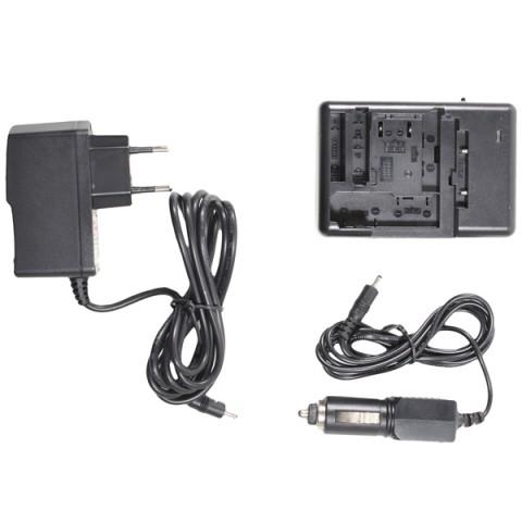 Фотография товара зарядное устройство для циф.фотоаппарата Flama FLC-UNV-NIK (10007372)