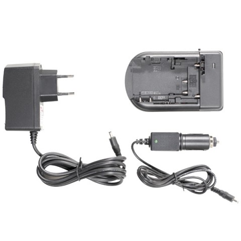 Фотография товара зарядное устройство для циф.фотоаппарата Flama FLC-UNV-SO (10007373)