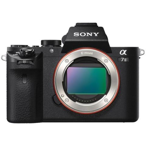 Фотография товара фотоаппарат системный премиум Sony Alpha A7 II Body (10007384)