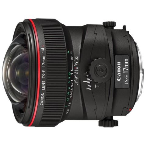 Фотография товара объектив Canon TS-E 17mm f/4L (10007404)