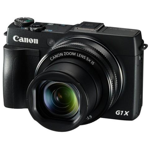 Фотография товара фотоаппарат компактный премиум Canon PowerShot G1 X Mark II (10007530)