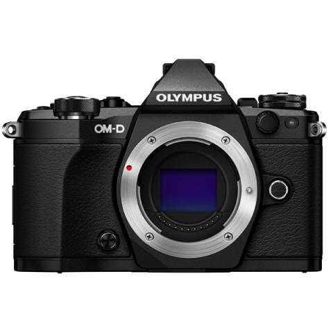 Фотография товара фотоаппарат системный премиум Olympus OM-D E-M5 Mark II Body Black (10007541)