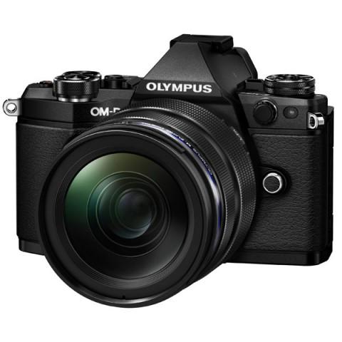 Купить фотоаппарат системный премиум Olympus OM-D E-M5 Mark II 12-40 Kit Black (10007543) в Москве, в Спб и в России