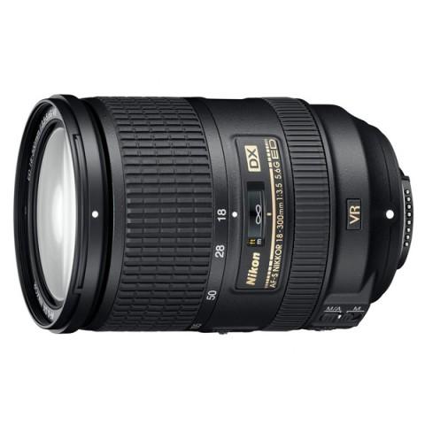 Фотография товара объектив Nikon 18-300mm f/3.5-6.3G ED AF-S VR DX (10007567)