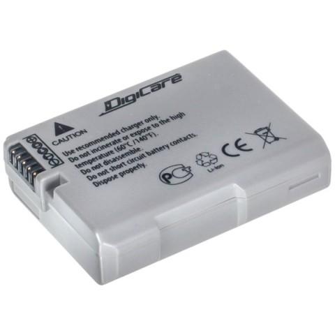 Фотография товара аккумулятор для цифрового фотоаппарата DigiCare PLN-EL14a (10007575)