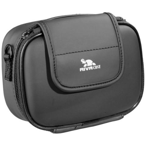 Купить сумка для фото и видеокамер RIVACASE 7080 (PU) Black (10007586) в Москве, в Спб и в России