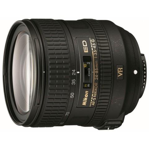 Фотография товара объектив Nikon 24-85mm f/3.5-4.5G ED VR AF-S Nikkor (10007601)