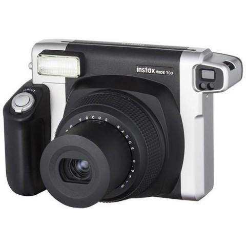 Фотография товара фотоаппарат моментальной печати Fujifilm Instax 300 Black (10007613)