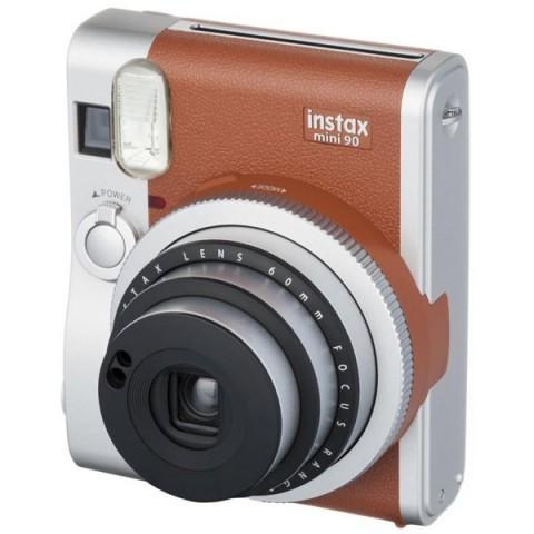 Фотография товара фотоаппарат моментальной печати Fujifilm Instax Mini 90 Brown (10007617)