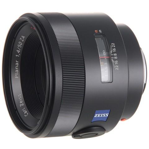 Фотография товара объектив премиум Sony Carl Zeiss Planar T* 50mm f/1.4 ZA SSM (50F14Z) (10007665)