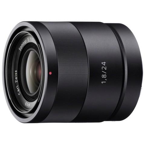 Купить объектив премиум Sony Carl Zeiss Sonnar T*24mm f/1.8 ZA E (SEL-24F18Z) (10007666) в Москве, в Спб и в России