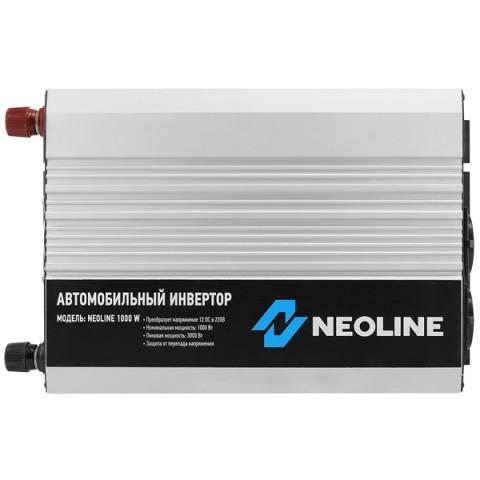 Фотография товара автопреобразователь напряжения Neoline 1000W (10007681)
