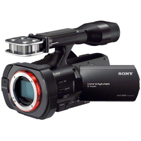 Фотография товара видеокамера Full HD Sony NEX-VG900EB Black (10007709)