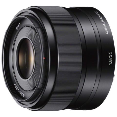 Фотография товара объектив премиум Sony 35mm f/1.8 (SEL35F18) (10007743)