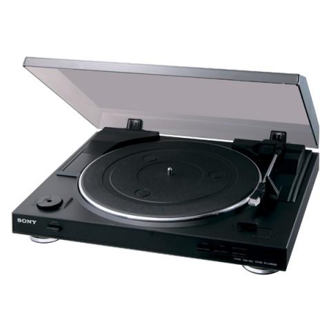 Купить проигрыватель виниловых дисков Sony PS-LX300USB (10007775) в Москве, в Спб и в России