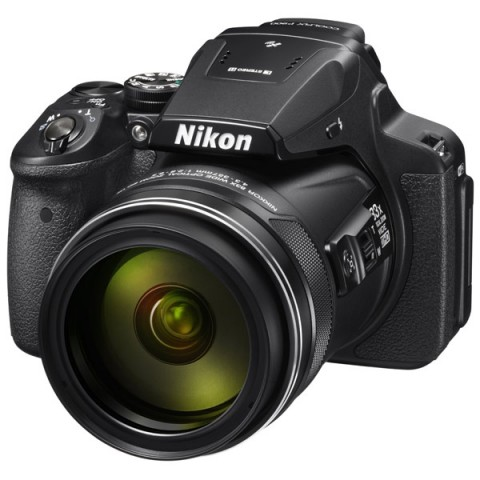 Купить фотоаппарат компактный Nikon Coolpix P900 (10007808) в Москве, в Спб и в России