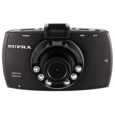 Купить видеорегистратор Supra SCR-33HD (10007881) в Москве, в Спб и в России