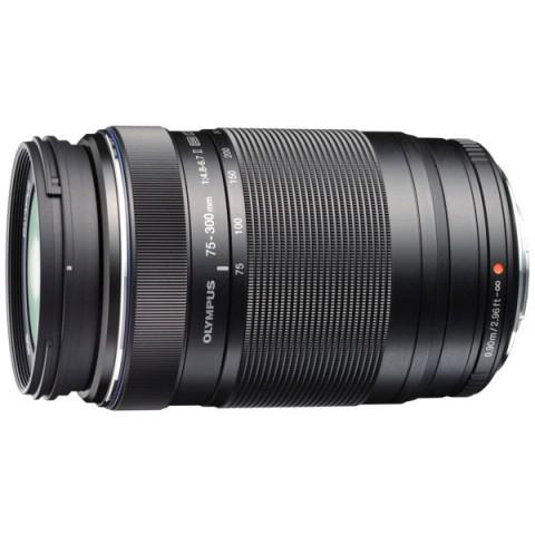 Фотография товара объектив Olympus 75-300mm f/4.8-6.7 ED II (10008122)