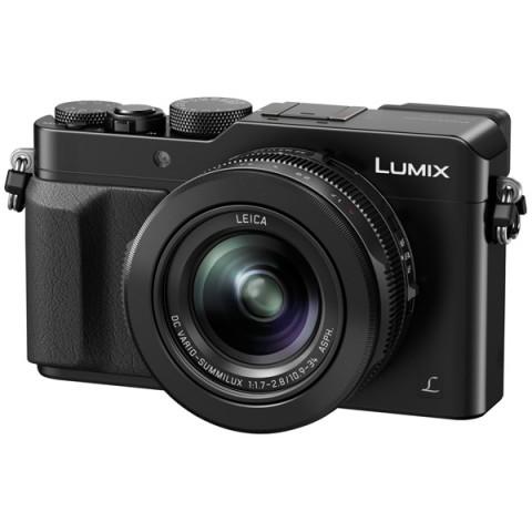 Фотография товара фотоаппарат компактный Panasonic Lumix DMC-LX100 Black (10008214)