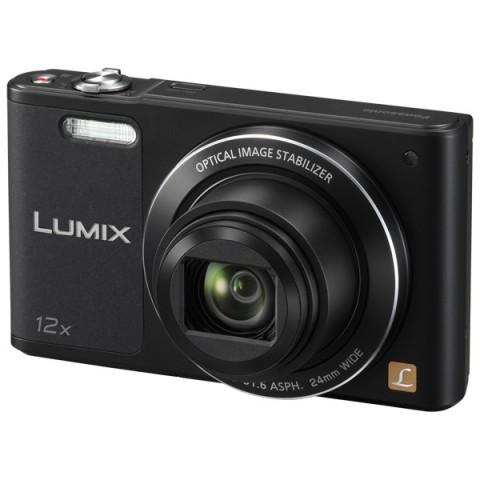 Фотография товара фотоаппарат компактный Panasonic Lumix DMC-SZ10 Black (10008220)