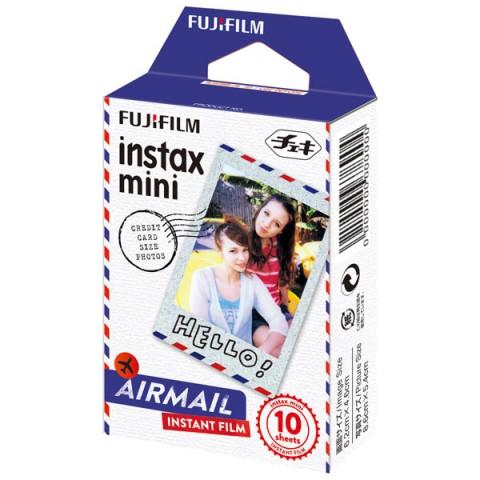 Фотография товара картридж для фотоаппарата Fujifilm Instax Mini Airmail WW1 10/PK (10008229)