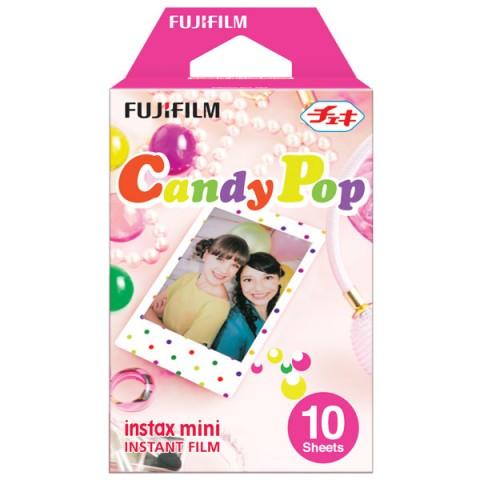 Фотография товара картридж для фотоаппарата Fujifilm Instax Mini Candypop WW1 10/PK (10008232)