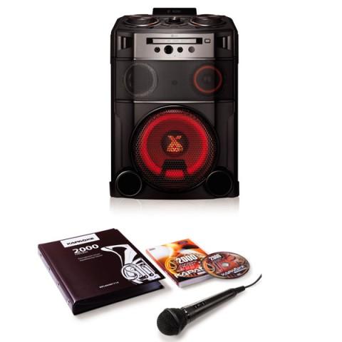Фотография товара музыкальная система Midi LG OM7550K (10008327)