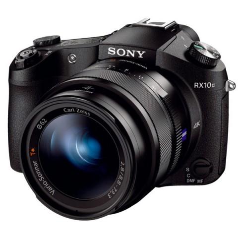 Фотография товара фотоаппарат компактный премиум Sony DSC-RX10 II Black (10008334)