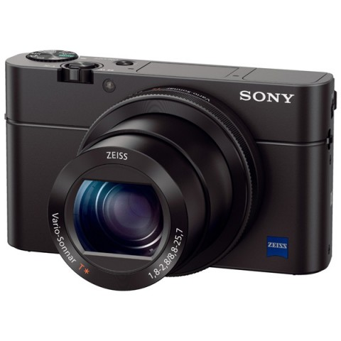 Фотография товара фотоаппарат компактный премиум Sony DSC-RX100 IV Black (10008335)