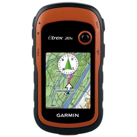 Фотография товара туристический навигатор Garmin eTrex 20x GPS Глонасс Россия (10008358)