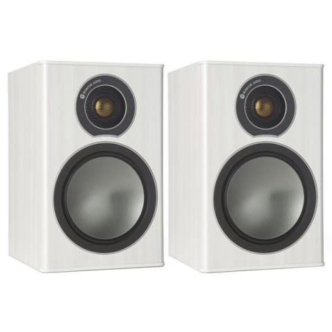 Фотография товара полочные колонки Monitor Audio Bronze 1 White Ash (10008387)