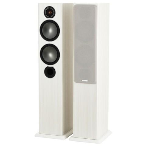 Фотография товара напольные колонки Monitor Audio Bronze 5 White Ash (10008405)