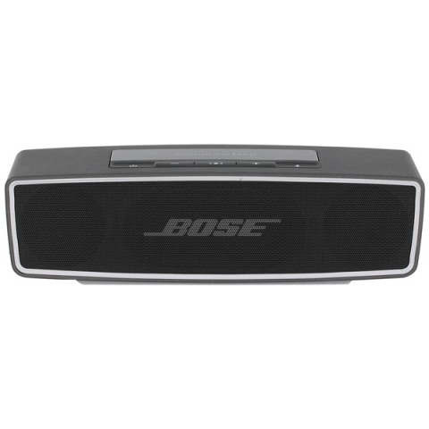 Фотография товара беспроводная акустика Bose SoundLink Mini II Carbon (10008432)