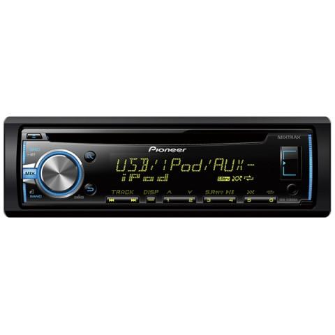 Фотография товара автомобильная магнитола с CD MP3 Pioneer DEH-X3800UI (10008593)
