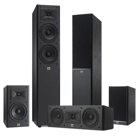 Фотография товара комплект акустических систем JBL Arena 5.0 Black (10008694)