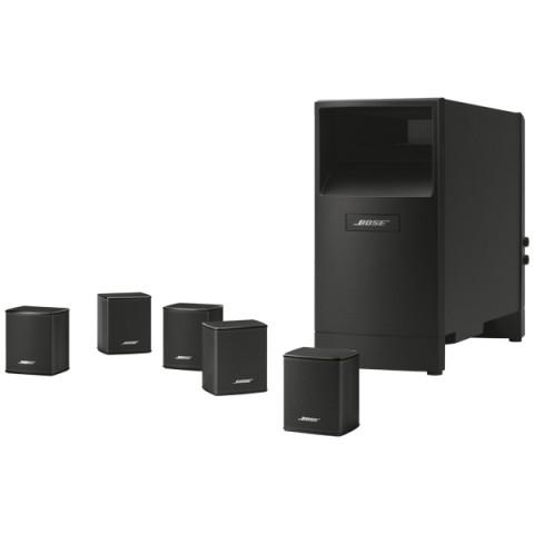 Фотография товара комплект акустических систем Bose Acoustimass 6 V Black (10008771)
