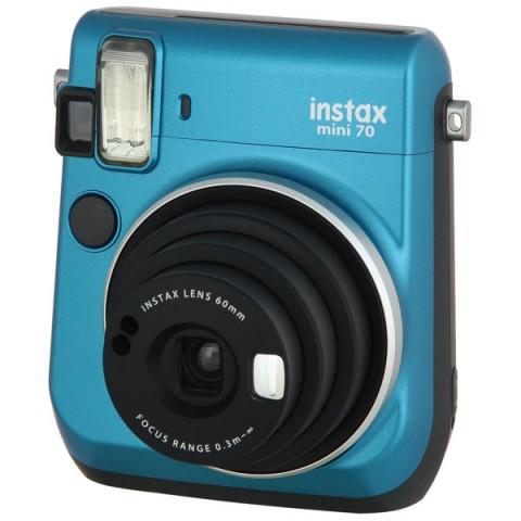 Фотография товара фотоаппарат моментальной печати Fujifilm Instax Mini 70 Blue (10008775)