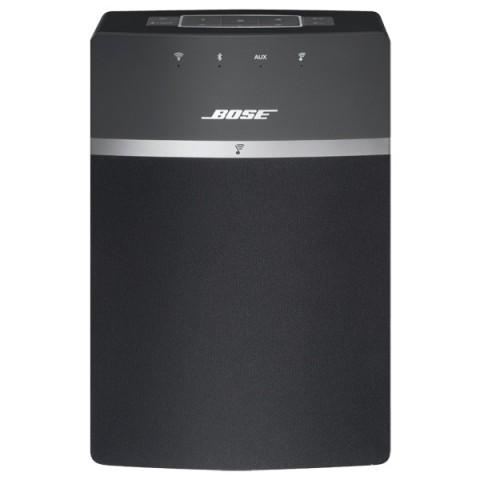 Фотография товара беспроводная аудио система Bose SoundTouch 10 Black (10008898)