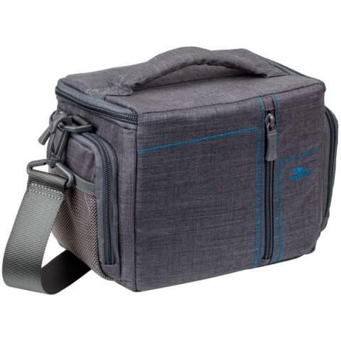 Фотография товара сумка для DSLR камер RIVACASE 7502 Gray (10008915)