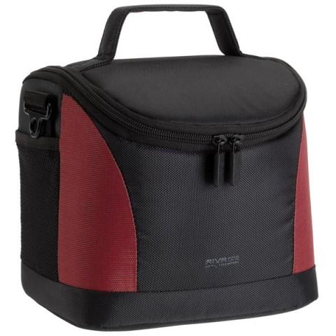 Фотография товара сумка для DSLR камер RIVACASE 7228 Black/Red (10008950)