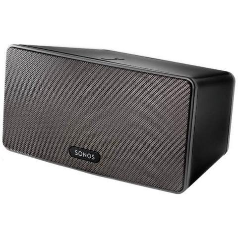 Фотография товара беспроводная аудио система Sonos PLAY:3 Black (10009005)