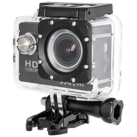 Фотография товара видеокамера экшн SJCAM SJ4000 Black (10009443)