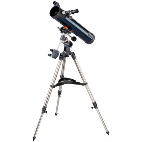 Фотография товара телескоп Celestron AstroMaster 76 EQ (10009457)