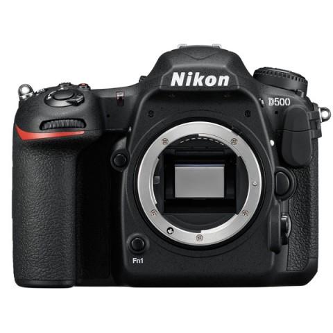 Фотография товара фотоаппарат зеркальный премиум Nikon D500 Body (10009507)